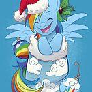 Stocking Stuffer: Rainbow by dooomcat
