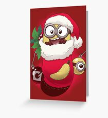 Stocking Stuffer: Banana! Greeting Card