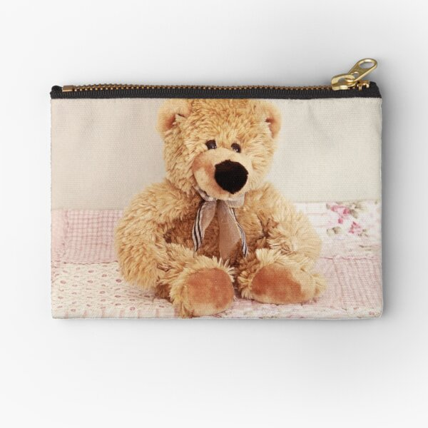 Sweet little bear Zipper Pouch