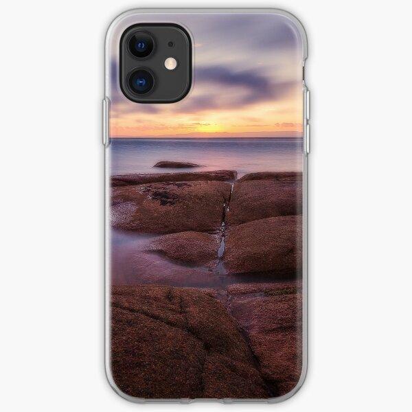 Coles Bay, Tasmania. iPhone Soft Case