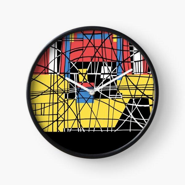 patterns Clock