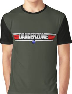 Danger Zone Graphic T-Shirt