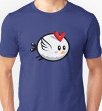 Cool Chicken Flying Unisex T-Shirt