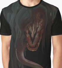 "SCP-682 ""Hard To Destroy Reptile"" Graphic T-Shirt"