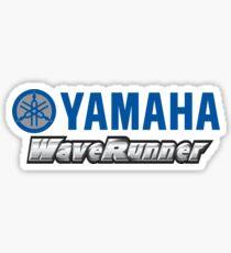 Yamaha Waverunner Logo Sticker