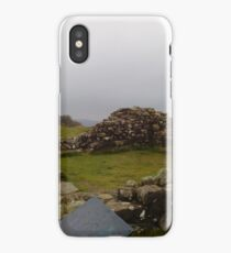 Hillfort On Hadrian's Wall  iPhone Case/Skin