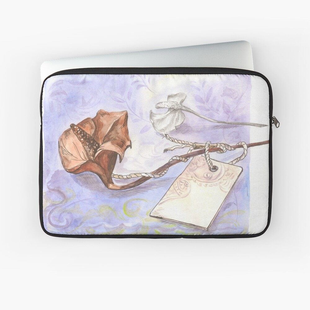 Calla Laptop Sleeve Front