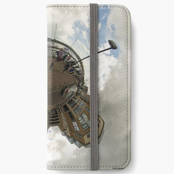 Foyle Days Festival -  at Timber Quay iPhone Wallet