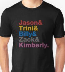 Ranger List Unisex T-Shirt