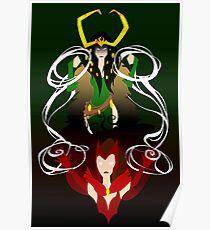 Strings of Loki Poster
