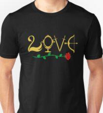 Love Fairytale Lettering Unisex T-Shirt