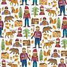 Lumberjacks by TRACEYENGLISH