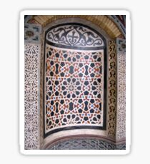 Mosaic Tiles - Coptic Church Sticker