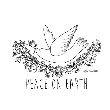 Peace on Earth by louendicott