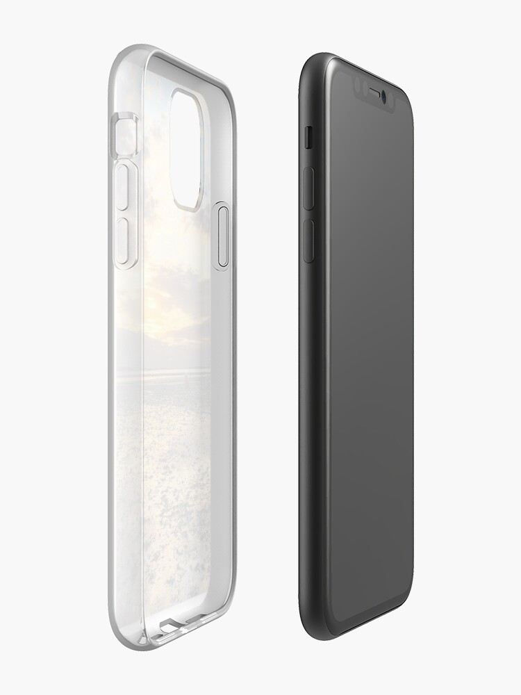 Alternate view of Oyster Faming iPhone Case & Cover