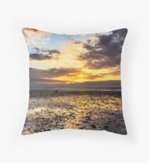 Oyster Faming Throw Pillow