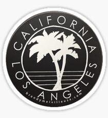brandy melville california sticker Sticker