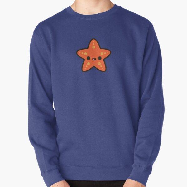 Cute starfish Pullover Sweatshirt