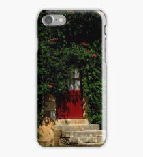 Hidden House iPhone Case/Skin