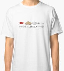 Utopia - where is Jessica Hyde? Classic T-Shirt