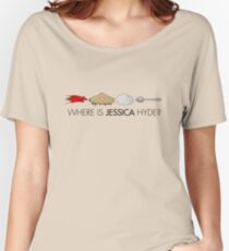 Utopia - where is Jessica Hyde? Women's Relaxed Fit T-Shirt
