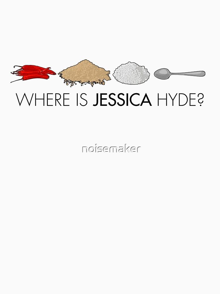 Utopia - where is Jessica Hyde? | Unisex T-Shirt