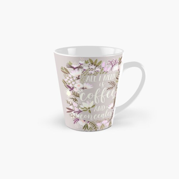 Coffee & Concealer – Spring Palette Tall Mug