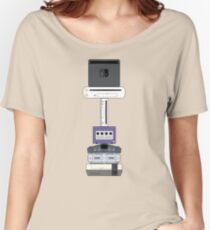 Consoles (US version) Women's Relaxed Fit T-Shirt