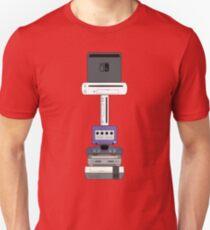 Consoles (PAL version) T-Shirt