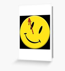 Watchmen Greeting Card
