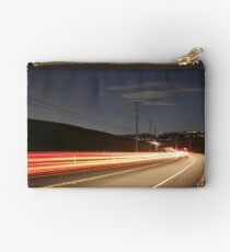 Lights into the Village Studio Pouch