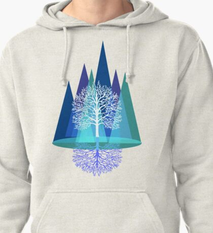 Nature's Reign  Pullover Hoodie