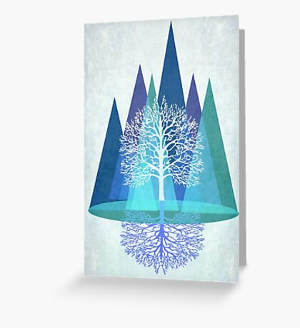 Nature's Reign  Greeting Card