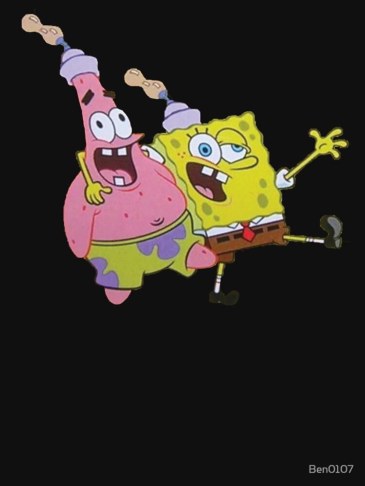Spongebob by Ben0107