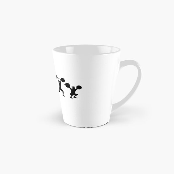 Evolution - Olympic Weightlifting Tall Mug