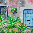 The  Blue Door by FrancesArt