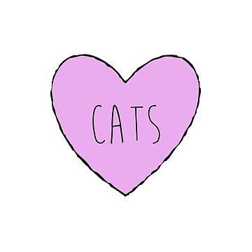 Cats by kay-la-vie