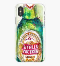 Stella Artois, Premium Beer iPhone Case/Skin