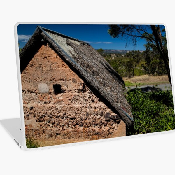 Mud Brick house Laptop Skin