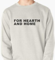 For Hearth and Home - Final Fantasy XV Pullover