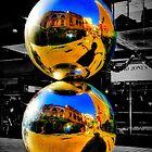 Malls Balls (Spheres) by Ben Mattner