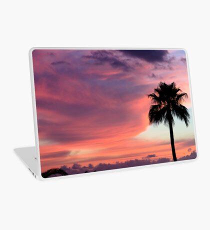 Sunset in Los Gigantes, Tenerife Laptop Skin