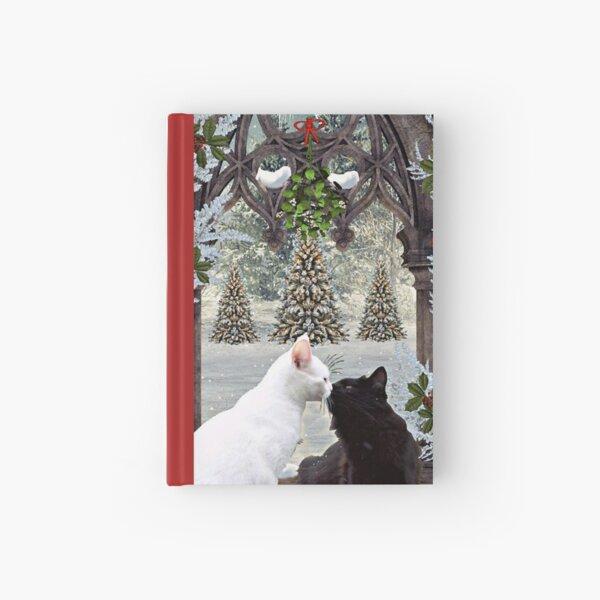 Mistletoe Magic Hardcover Journal