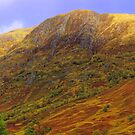 Ben Nevis Range in Autumn by Stephen Frost