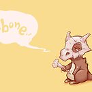 Poor Cubone by AnjaJacobsen