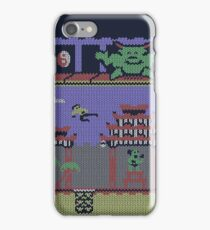 Enter The Sweater iPhone Case/Skin