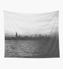 New York Skylines #decor #home #trending #tapestry Wall Tapestry