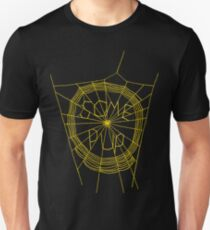 Some Pup-Yellow Web T-Shirt