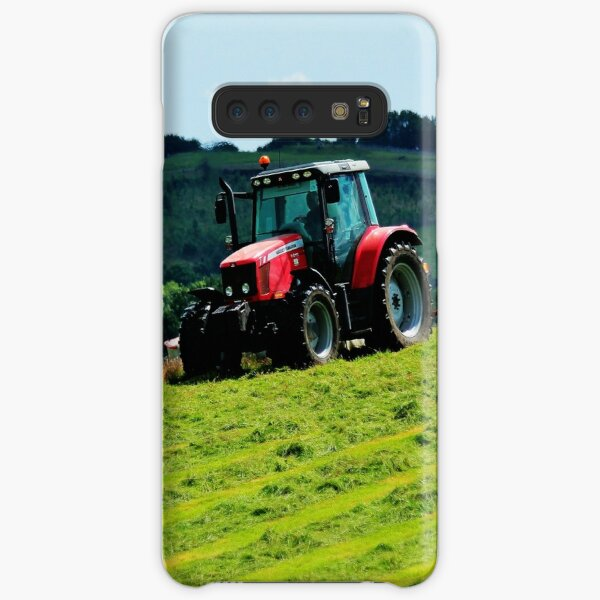 Mowing on the Hill Samsung Galaxy Snap Case
