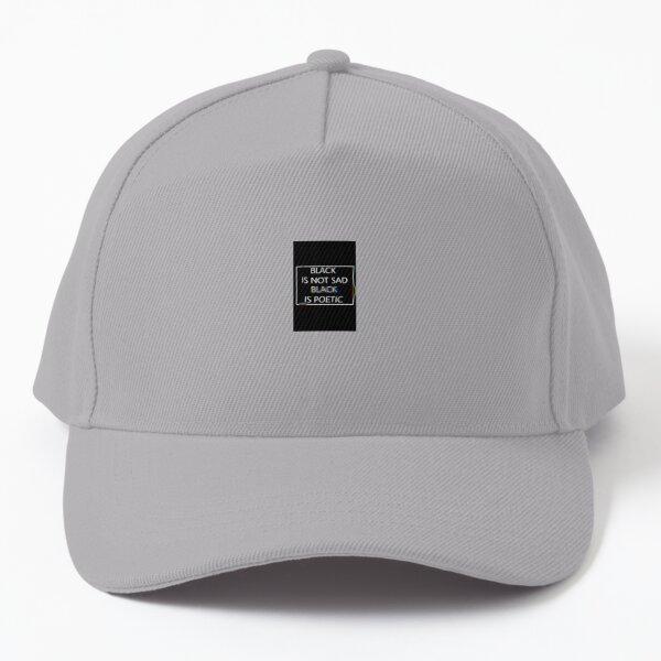 in love of black  Baseball Cap